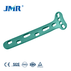 Distal radius medial long T locking plate
